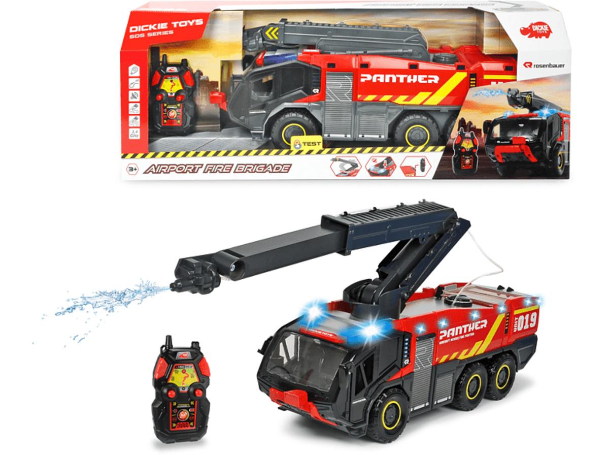 Bild 2 von DICKIE TOYS RC Airport Fire Brigade R/C Spielzeugauto
