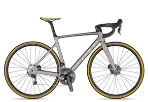Scott Addict RC 10 2020 | 56 cm | titanium grey/light grey
