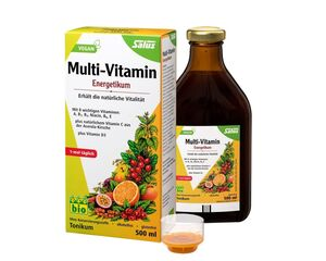 Salus Multi-Vitamin Energetikum 500 ml