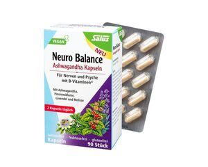 Salus Neuro Balance Ashwagandha 90 Kapseln