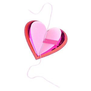 Geschenkedeko Herz