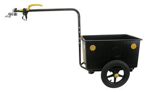 Gepäck-Fahrradanhänger »MAXI«