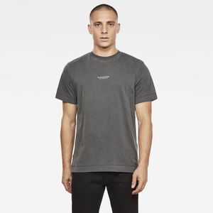 Reflective Logo Loose OD T-Shirt