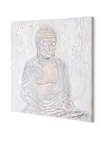 Bild Buddha mit Relief
