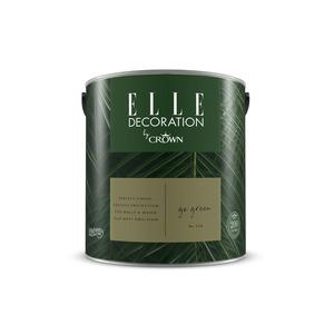 Premium Wandfarbe 'Go Green No. 368' 2500 ml
