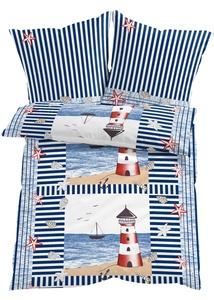 Bettwäsche mit maritimen Design