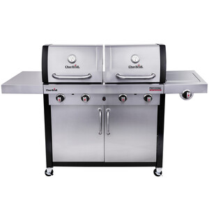 Char-Broil Gasgrill 'Professional' silber 5 Brenner