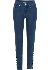 Push-Up-Jeans mit Cut-Out