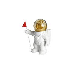 Schneekugel Astronaut