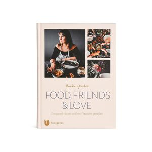 Buch Food, Friends and Love
