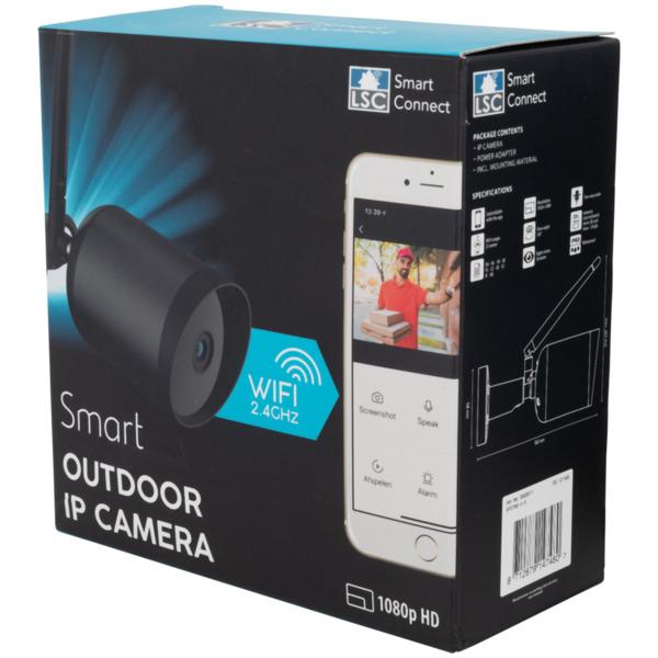 LSC Smart Connect Outdoor IP-Kamera von Action ansehen!