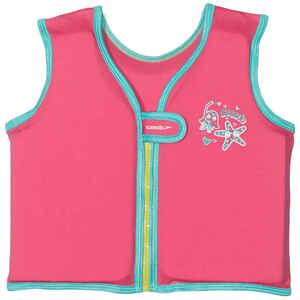 Schwimmweste Sea Squad If pink