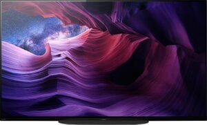 Sony KD48A9BAEP OLED-Fernseher (121 cm/48 Zoll, 4K Ultra HD, Android TV)
