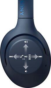 Sony »WH-XB900N Bluetooth Noise Cancelling« Kopfhörer (Bluetooth, NFC, Headset mit Mikrofon, Amazon Alexa & Google Assistant, Gestensteuerung)