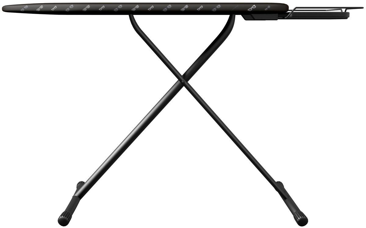 Bild 2 von LAURASTAR Bügelbrett Comfortboard Glasses, Bügelfläche 120x38 cm, Mechanismus zum sicheren Verschließen