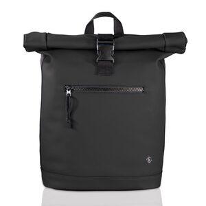 Hama Notebook-Rucksack »Rolltop Laptoptasche Merida«, Rucksack Laptoprucksack, Notebook, bis 40cm (15,6 Zoll)