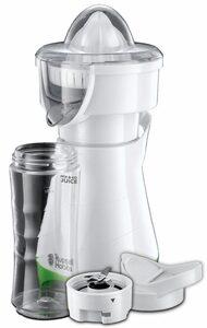 RUSSELL HOBBS 2in1 Zitruspresse Explore Mix & Go Juice 21352-56, 300 W, mit 2 Trinkflaschen