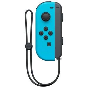 Nintendo Switch Joy-Con neon-blau (links)