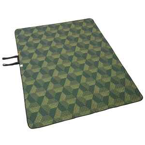 Picknickdecke XL 170×210cm grün