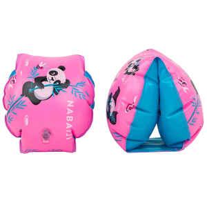 Schwimmflügel Kinder 11–30kg Druckmotiv Panda