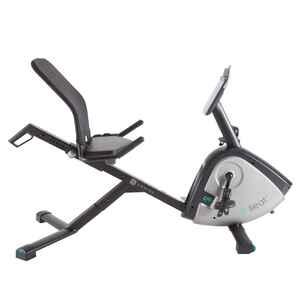 Heimtrainer mit Rückenlehne E-Seat