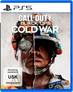 Call of Duty Black Ops Cold War PlayStation 5