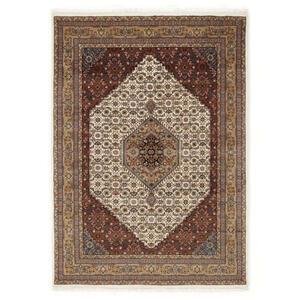 Esposa Orientteppich 200/300 cm creme, beige , Bidjar Elegant  Medallion , Textil , Bordüre , 200x300 cm , für Fußbodenheizung geeignet, in verschiedenen Größen erhältlich , 007946088172