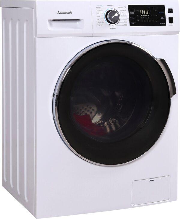 Hanseatic Waschmaschine HWMB714A3, 7 kg, 1400 U/Min