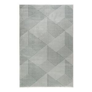 Esprit Webteppich 200/290 cm grau, türkis , Velvet Groove , Textil , Uni , 200x290 cm , für Fußbodenheizung geeignet, in verschiedenen Größen erhältlich, Fasern thermofixiert (heatset), lichtun