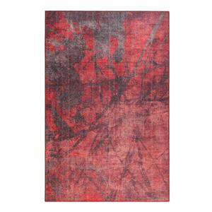Esprit Webteppich 160/230 cm rot, rotbraun , Pepe , Textil , Abstraktes , 160x230 cm , für Fußbodenheizung geeignet, in verschiedenen Größen erhältlich, lichtunempfindlich, pflegeleicht, strapaz
