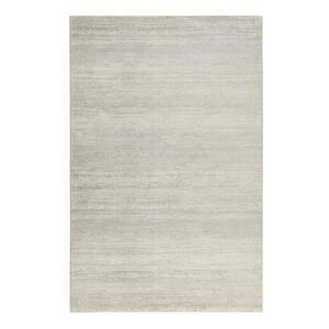 Esprit Webteppich 160/225 cm grau, hellgrau , Island Beach , Textil , Uni , 160x225 cm , für Fußbodenheizung geeignet, in verschiedenen Größen erhältlich, Fasern thermofixiert (heatset), lichtun