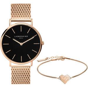 "Liebeskind Damenuhr mit Armband ""LS-0090_MQB"""