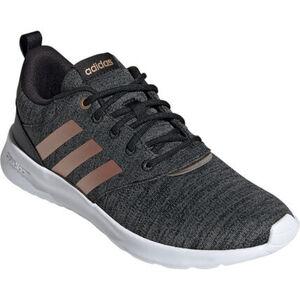 adidas QT Racer Sneaker, 3 Streifen, meliert, für Damen