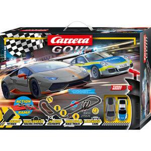"""Carrera GO!!! Action-Rennbahn """"Catch Me"""""""