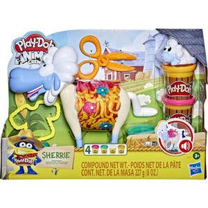 Play-Doh Animal Crew - Sherrie Mama Wollschaf, 227 g