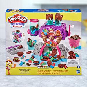 Play-Doh Kitchen Creations - Bonbon-Fabrik, 283 g