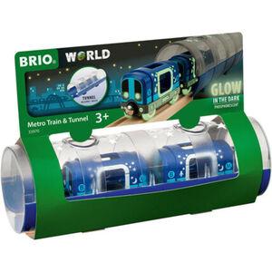 "BRIO Tunnel Box U-Bahn ""Glow in the Dark"""
