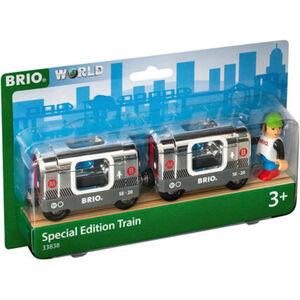 BRIO Silberne U-Bahn, Special Edition 2020