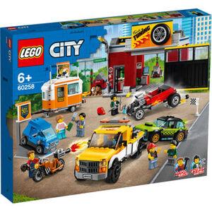 LEGO® City - 60258 Tuning-Werkstatt