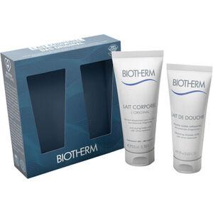 BIOTHERM Lait Corporel Pflege-Set für alle Hauttypen 2-teilig