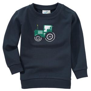 Baby Sweatshirt mit Trecker-Motiv
