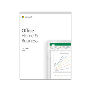 Microsoft Office Home & Business 2019 Box