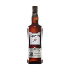 Dewars 12 Jahre 40 % Vol., jede 0,7-l-Flasche