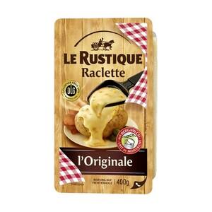 Le Rustique Raclette Scheiben l' Originale oder Ohne Rinde 48 % Fett i. Tr., jede 400/360-g-Packung