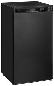 Exquisit Kühlschrank KS 85-9 RVA+ Schwarz