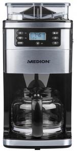 Medion Kaffeemaschine mit Mahlwerk MD 15486