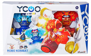 Ycoo Robo Kombat Samurai Twin Pack