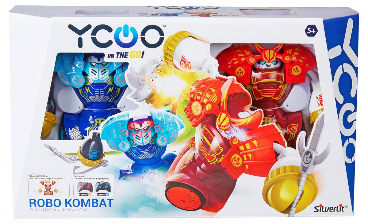 Bild 1 von Ycoo Robo Kombat Samurai Twin Pack