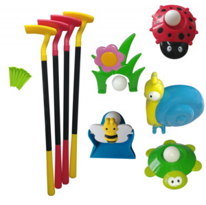 PlayFun Funny Golf Set