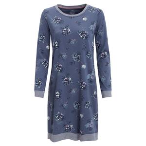 Damen Nachthemd mit floralem Print